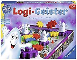Kinderspiel Logi Geister