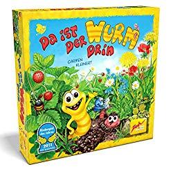 Kinderspiel Wurm
