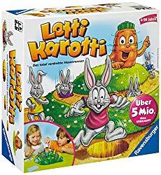 Kinderspiel Lotti Karotti