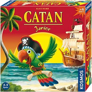 Kinderspiel Catan Junior