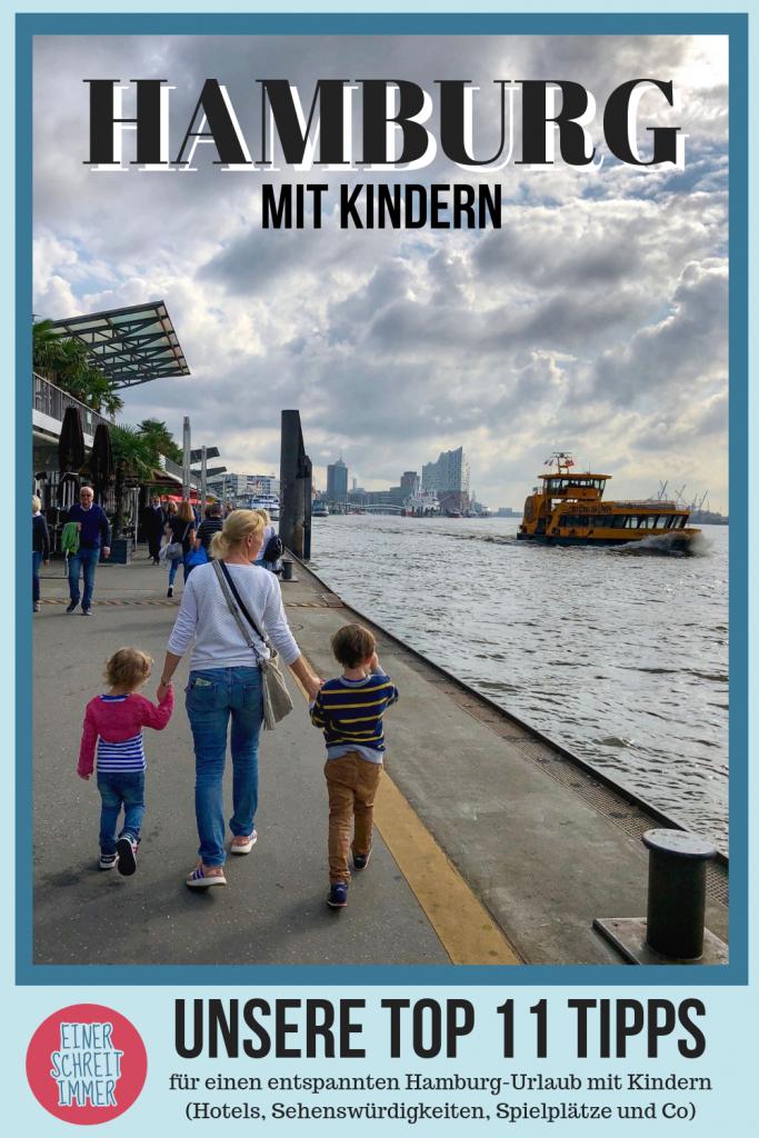 Hamburg mit Kindern: Tipps für einen entspannten und lustigen Urlaub mit Kindern