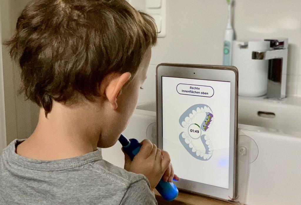 Playbrush Smart Sonic Test Erfahrung Gutscheincode am Blog