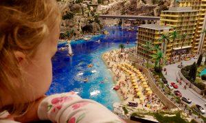 Hamburg mit Kindern: Italien im Miniatur Wunderland