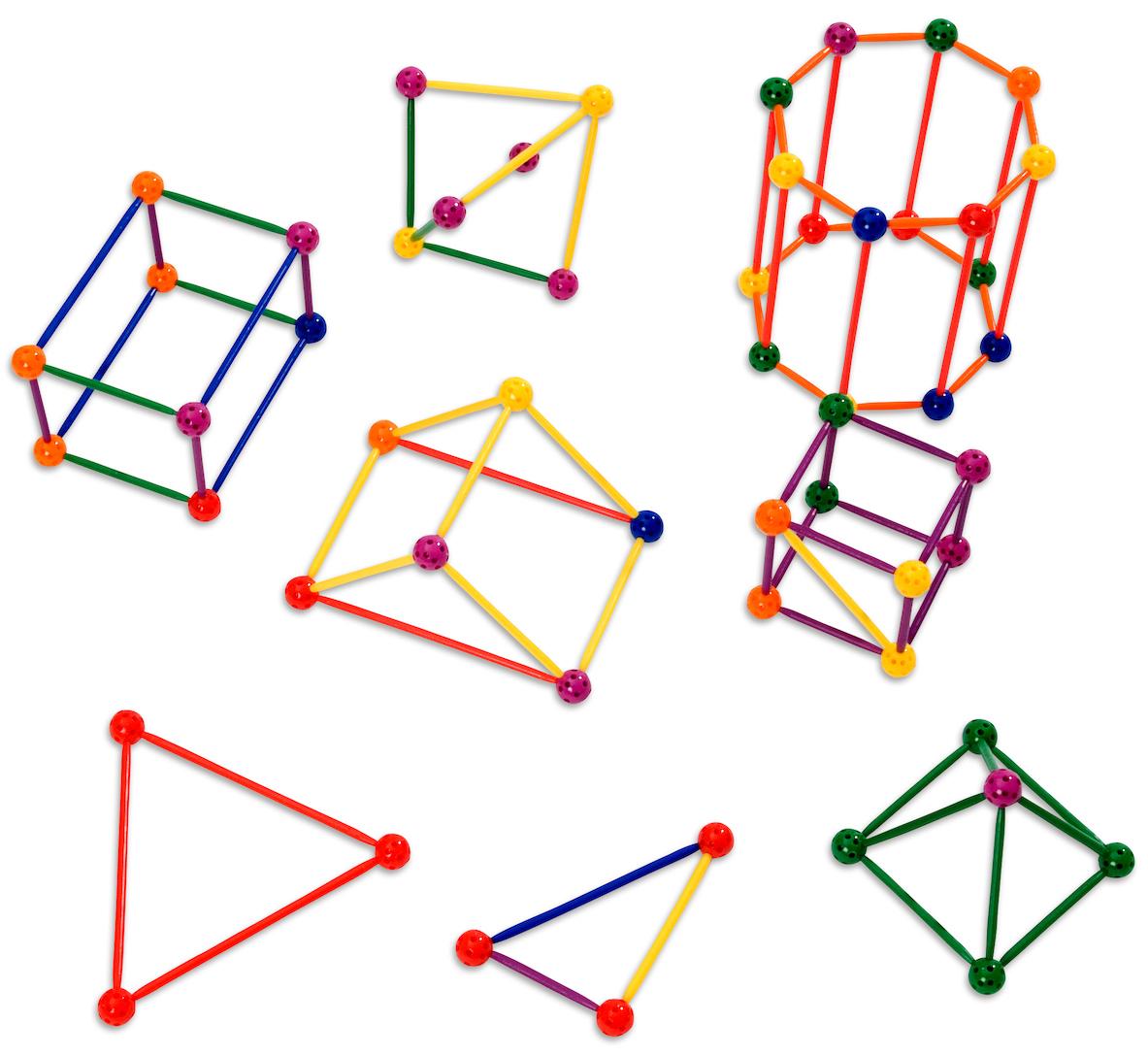Geometrie-Steckbaukasten Weihnachtsgeschenke
