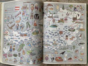 Lieblingsbuch / Landkartenbuch: Alle Welt