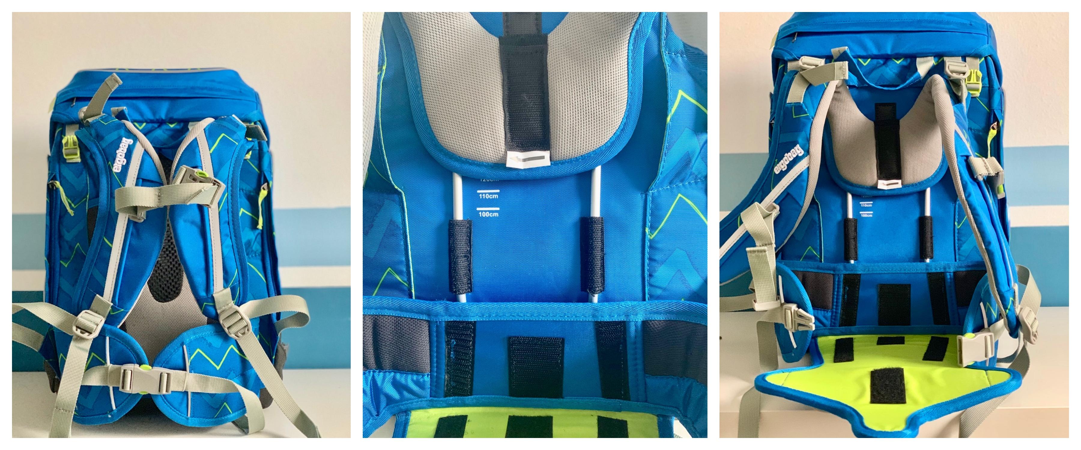Ergobag Schultasche im Test