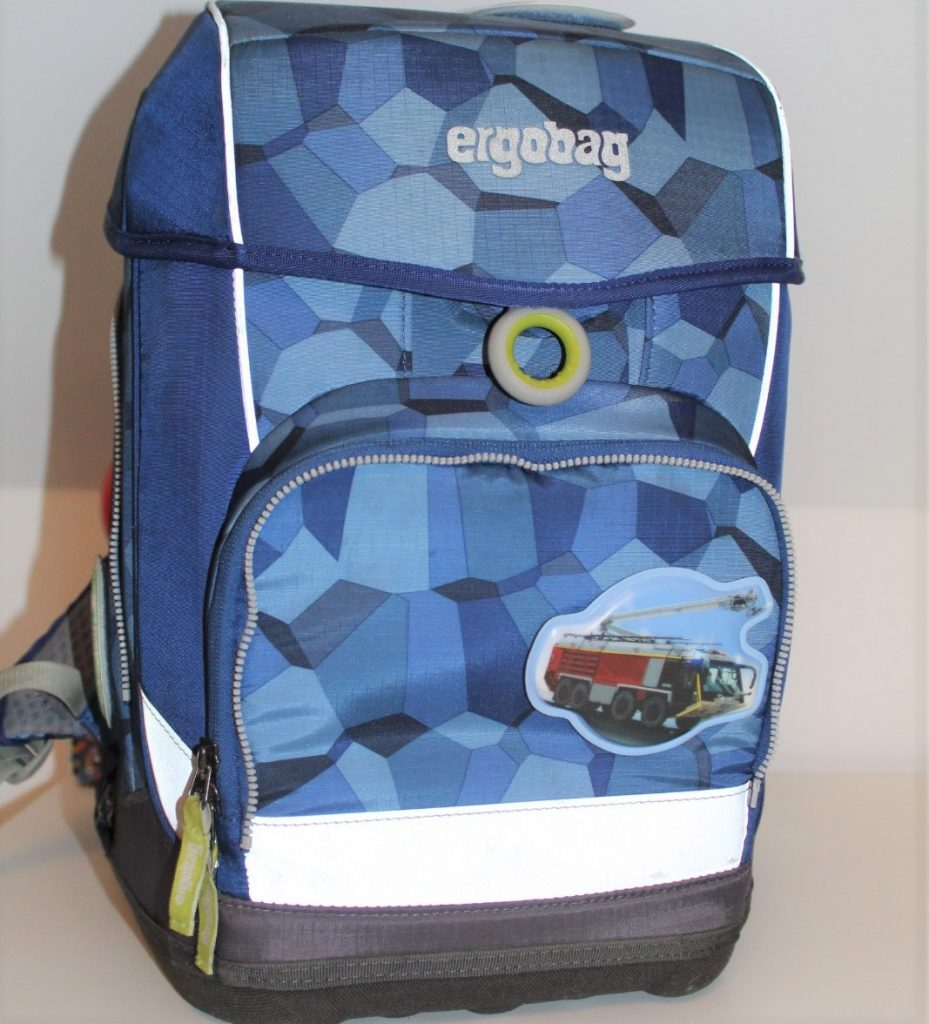 ergobag cubo light