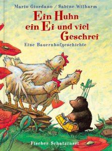 Osterbuch Osternest Ostergeschichte Ein Huhn ein Ei und viel Geschrei