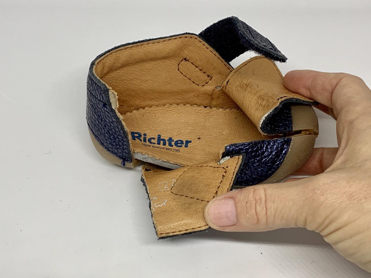 Richter Schuhe Kinderschuhe Erfahrungen Test