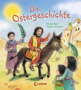 Ostergeschichte Osternest Osterbuch