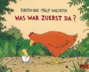 Was war zuerst da? sterbuch Osternest Ostergeschichte Ostergeschenk