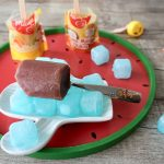 Schnelles selbstgerechtes Eis aus Quetschis Sommer Family Life Hacks