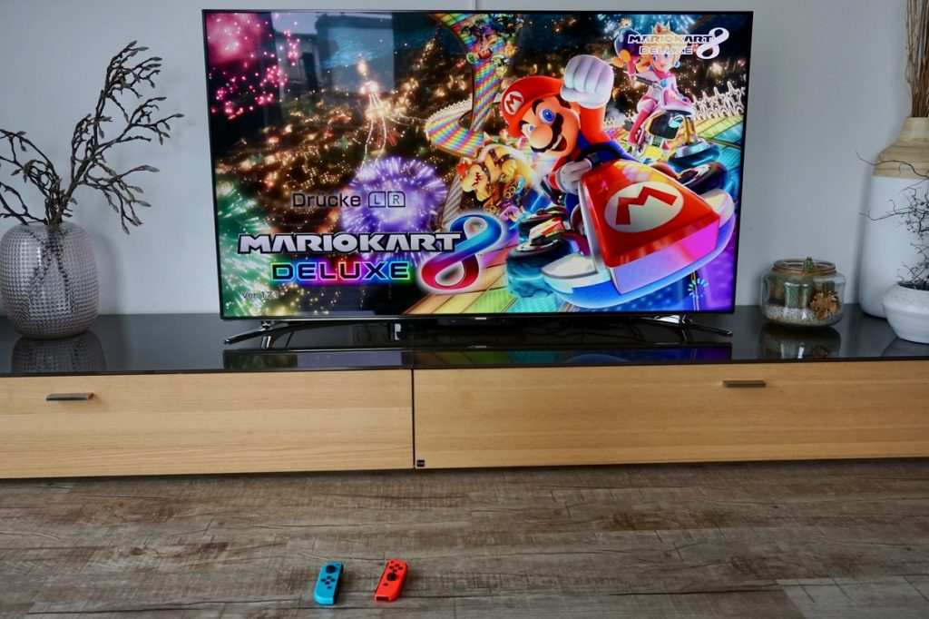 Nintendo Switch Test Erfahrung Labo VR Set