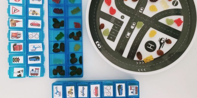 Reise Bingo gegen Langeweile bei Autofahrten