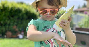Natürliche After Sun Kindersonnencreme Sonnenschutz Naturkosmetik bi good