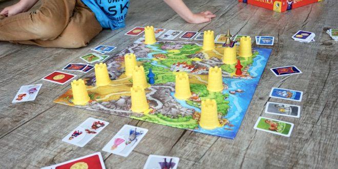 Fabulantica Pegasus Test Kinderspiel des Jahres 2019