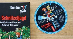 Die drei ??? Kids Jubiläum SOS Schnitzeljagd Gewinnspiel