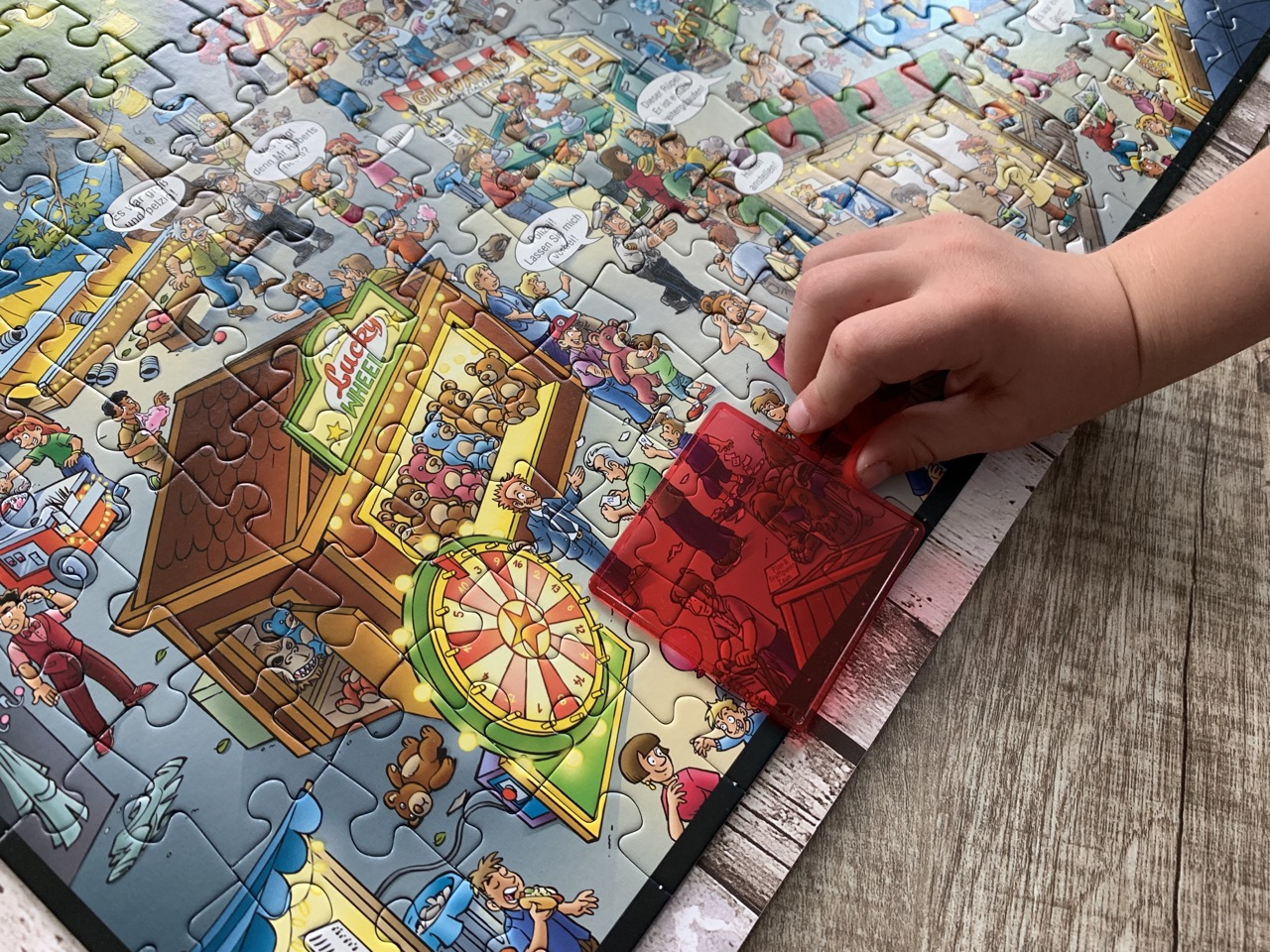 Die drei ??? Kids Jubiläum Krimipuzzle Gewinnspiel