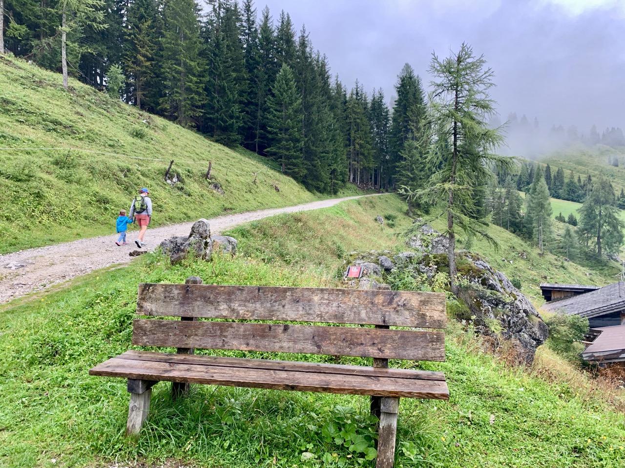 Filzmoos Alpenhof Familienhotel Wanderurlaub Pongau Almsee