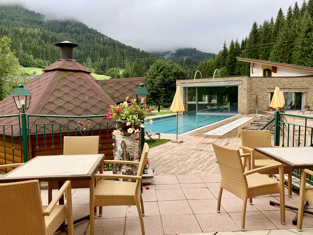 Filzmoos Alpenhofe Familienhotel Wanderurlaub Pongau