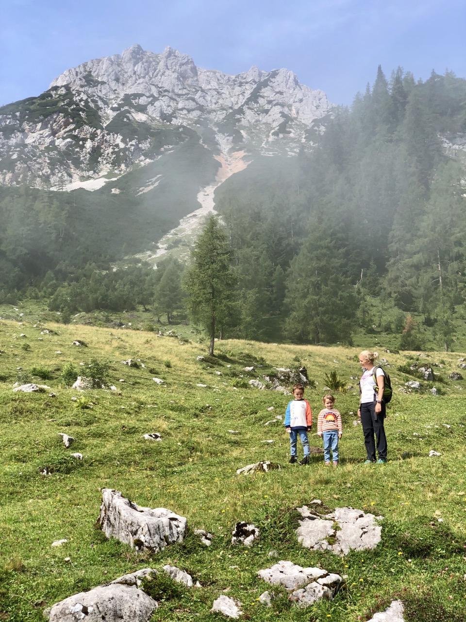 Murmeltier-Wanderung zur Bachlalm Filzmoos Alpenhof