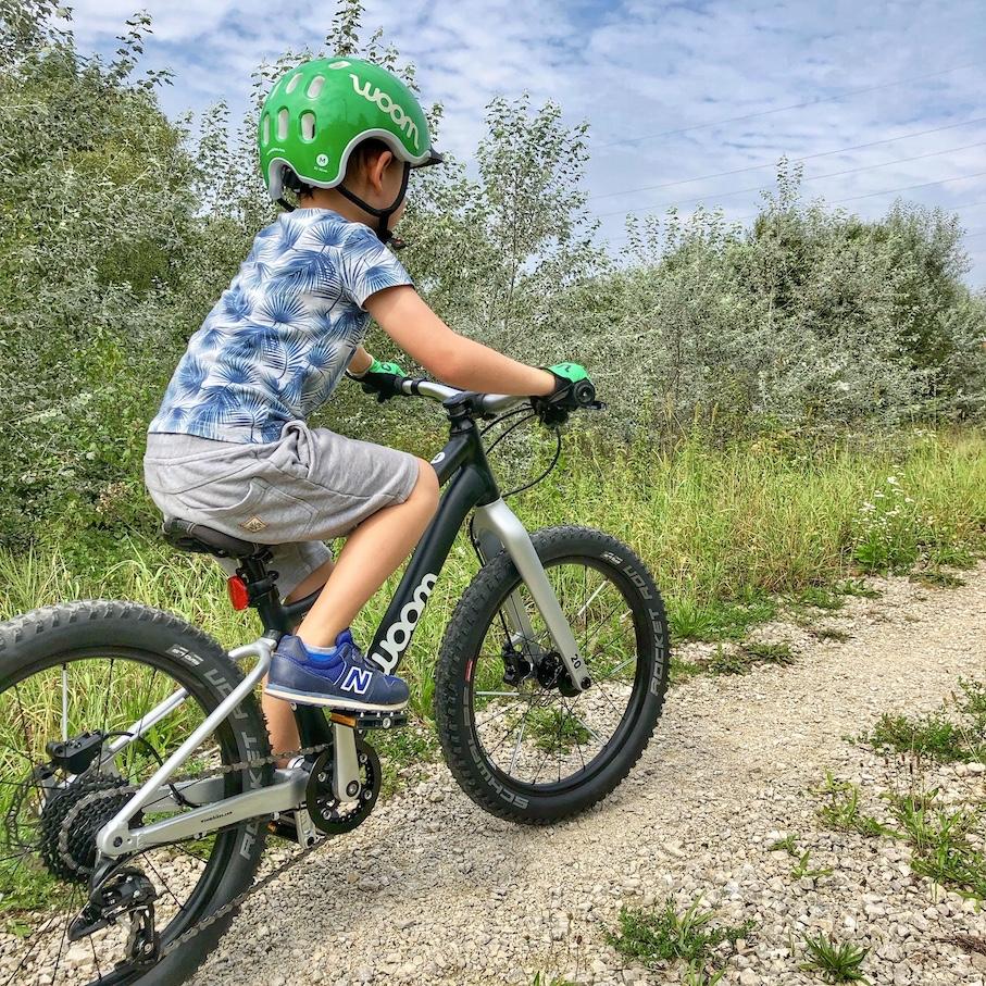 Erfahrungsbericht woom OFF Mountainbike