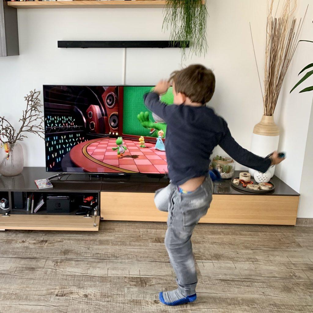 Nintendo Switch Spiele für kleine Kinder Mario Party