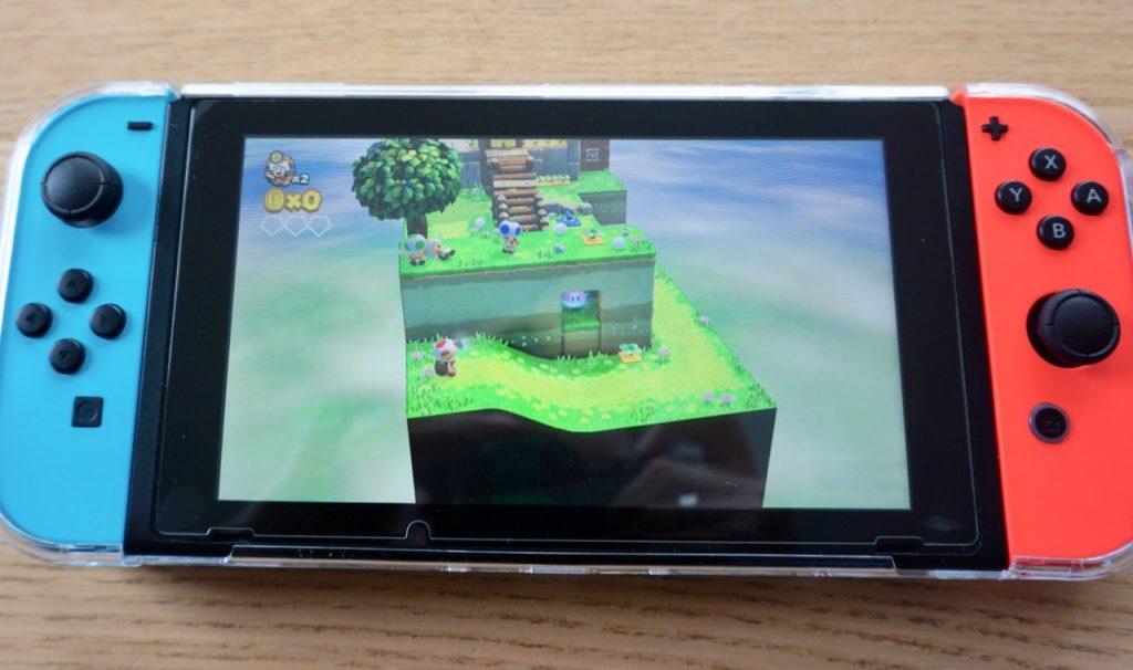 Nintendo Switch Spiele für kleine Kinder Toad
