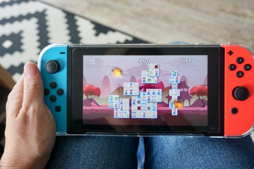 Nintendo Switch Spiele für kleine Kinder Mahjong