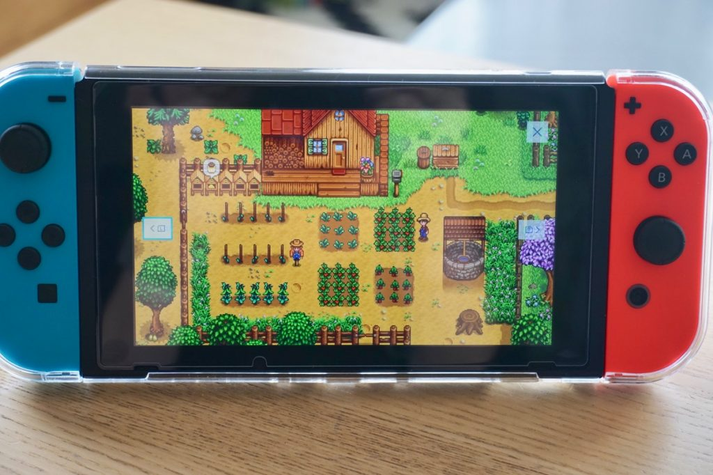 Nintendo Switch Spiele für kleine Kinder Stardew Valley