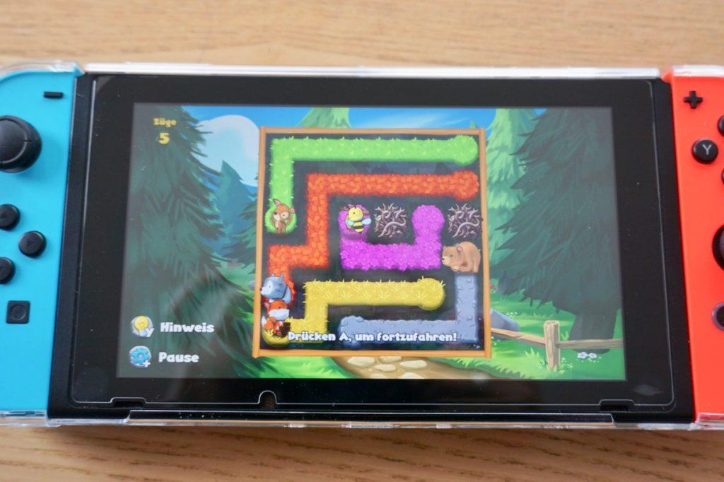 Nintendo Switch Spiele für kleine Kinder Forrest Home