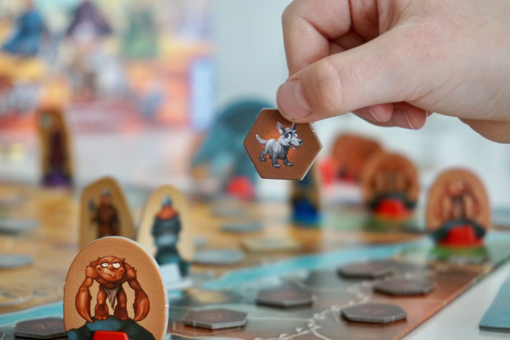 Andor Junior - das kooperative Fanasyspiel für die ganze Familie