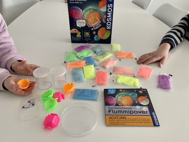 Kosmos Fun Science Experimente